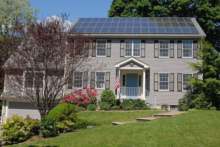 Affordable Solar Panels System at your Home-min