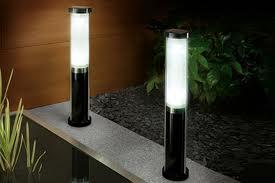 LAMP DECK OUTDOOR CAP LIGHTS