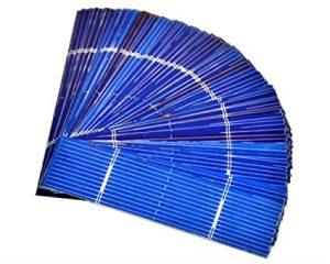 Monocrystalline silicon panels