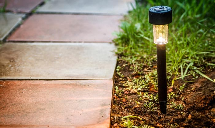Solar Spot Light - Westinghouse Outdoor Lights