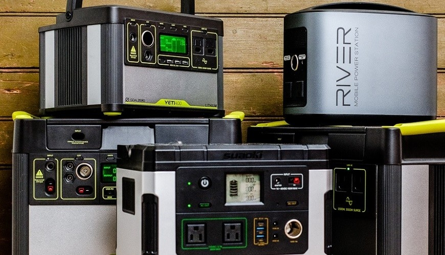 Top Portable Solar Powered Generator