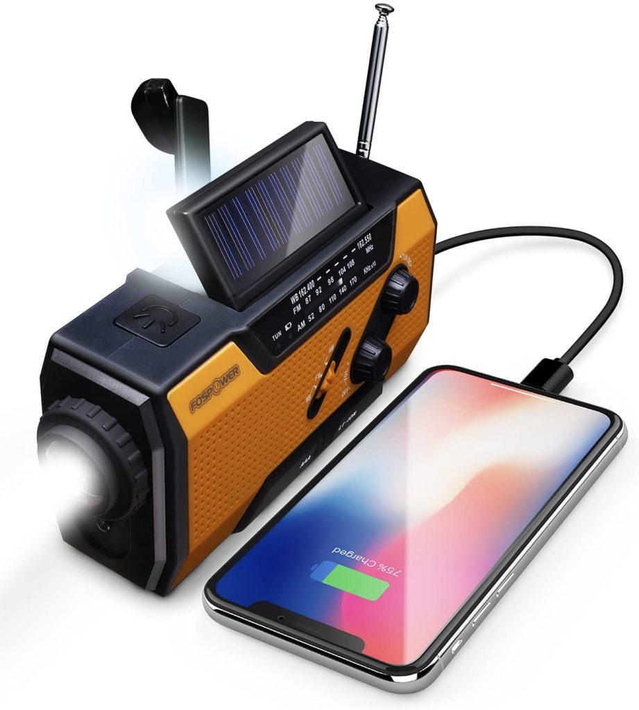 pospower emergency solar battery