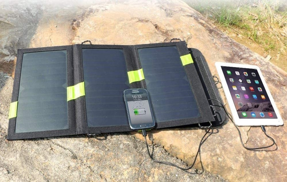 Portable Solar Chargers X-DRAGON 20W